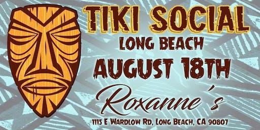Rum Tiki Social