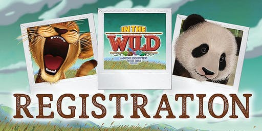 In the Wild VBX 2019 (Vacation Bible eXperience) July 29- August 2 (Bloomfield VBS)