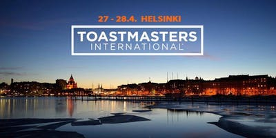 Toastmasters 108B Division Conference