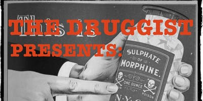 The Druggist Presents: First Class Comedy