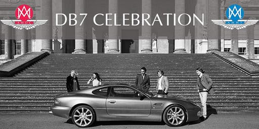 Aston Martin DB7 25th Anniversary Celebration