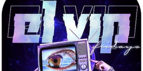 EL VIP @ ICON FRIDAYS tickets