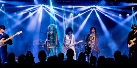 The Prince Experience with JFrost 5 and Yabba Griffiths tickets