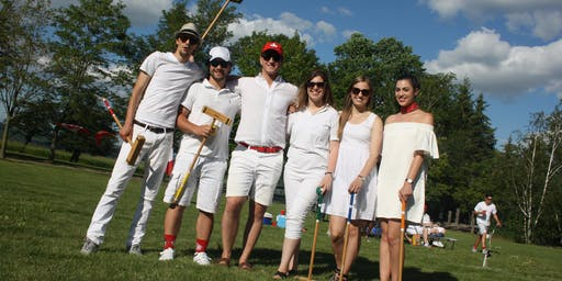 Fifth Annual Canada Croquet Classic