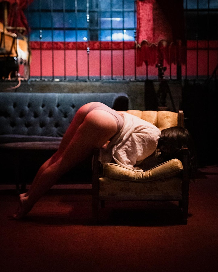Hell Hath No Fury - Immersive Burlesque Floor Show image