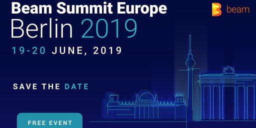 Beam Summit Europe 2019