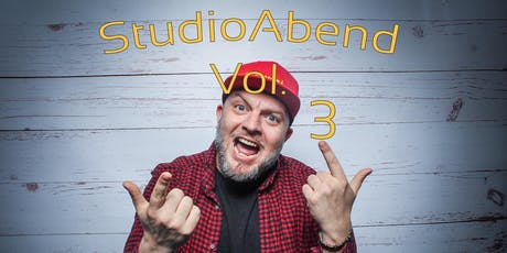 Studio Abend Vol. 3 BBQ Session  Tickets