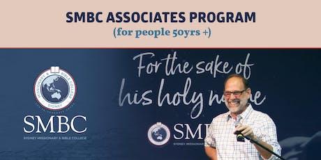 SMBC Associates Program, Single Session -  24 July, 2019 tickets