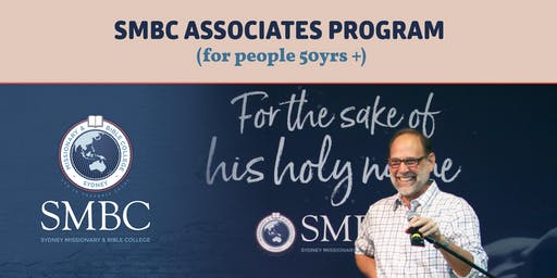 SMBC Associates Program, Single Session -  24 July, 2019