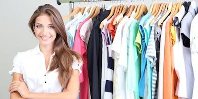 Swap Not Shop - UOW staff clothes swap