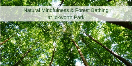 Natural Mindfulness & Forest Bathing tickets