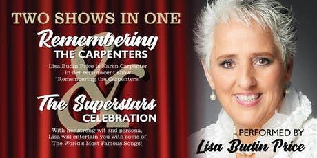 Double Bill: Carpenters & Superstars at Sussex Inlet Bowling Club tickets