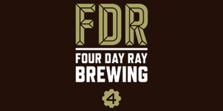 Beer Run - Four Day Ray - Part of the 2019 Indy Brewery Running Series tickets