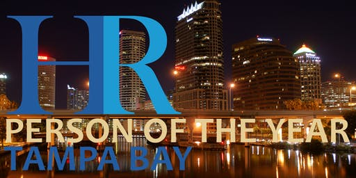 HR Person of the Year - Tampa Bay Sponsor Packages