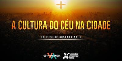 Convergência 2019: A Cultura do Céu na Cidade