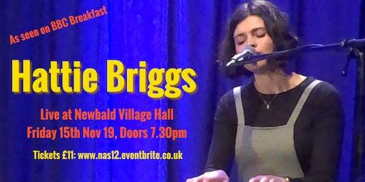 Newbald Acoustic Sessions presents Hattie Briggs