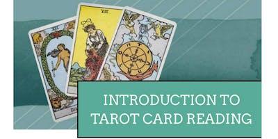 Introduction to Tarot Card Reading
