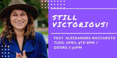 Vic Voices Still Victorious Showcase feat. Alessandra Naccarato