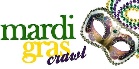 Philly Mardi Gras Crawl tickets