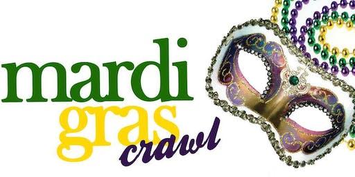 NYC Mardi Gras Crawl