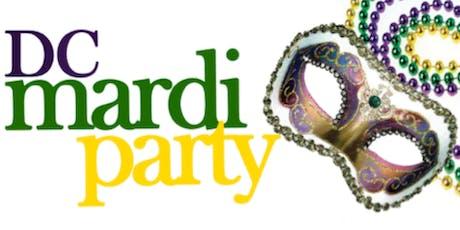 DC Mardi Party tickets