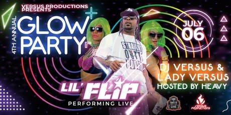 Neon Glow Party - Lil Flip live  tickets
