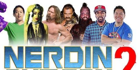 Nerdinout Con 2019 tickets