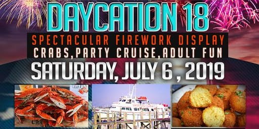 Independence Day Crab Feast & Party Cruise Bus Trip