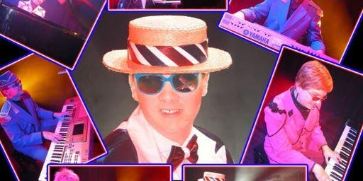 A Salute to Elton John by Danny Elliott at Gloucester Soldiers Club