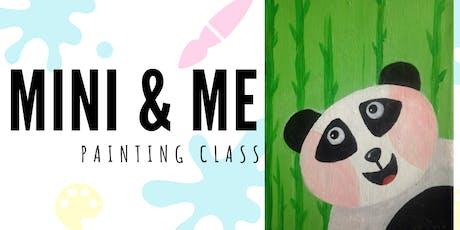 Mini & Me - Jul (Afternoon) tickets