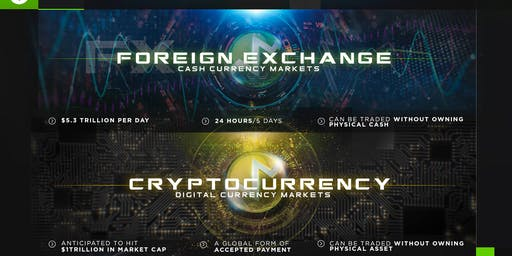 Learn to Trade Forex & Crypto - Entrepreneur Business Free Event Croydon