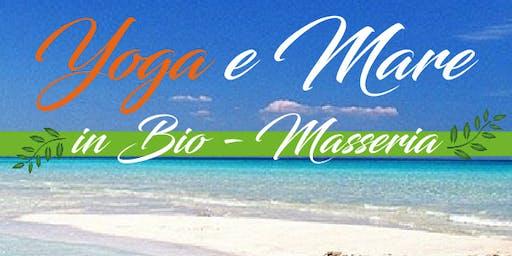 Vacanza Yoga e mare In Bio Masseria- Salento