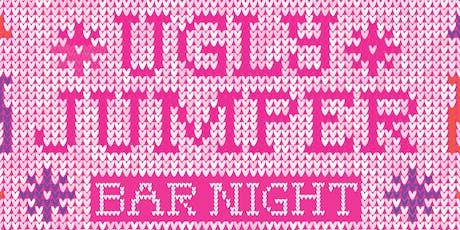 Ugly Jumper Bar Night tickets