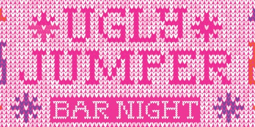 Ugly Jumper Bar Night