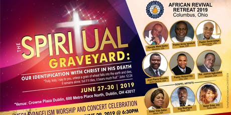 African Revival Retreat  Columbus 2019 tickets