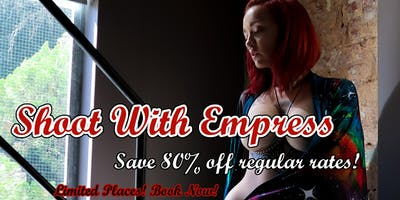Shoot With Empress *80% off* - NEWCASTLE NSW
