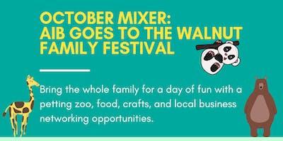 AIB2B October Walnut Family Festival