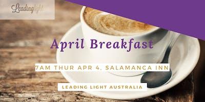 Leading Light Buffet Breakfast, April 2019