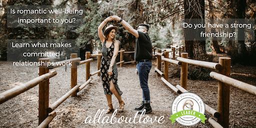 Seven Principles for Making Marriage Work Workshop