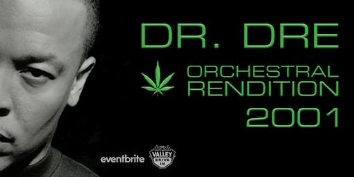 An Orchestral Rendition of Dr. Dre: 2001 : Brisbane