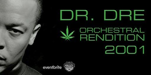 An Orchestral Rendition of Dr. Dre: 2001 : Brisbane