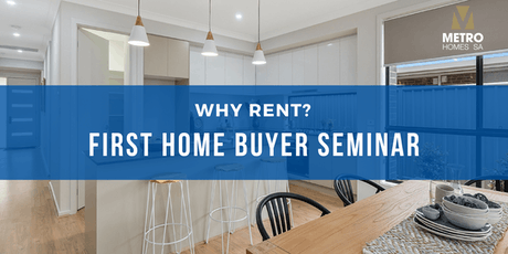 First Home Buyer Seminar (South) tickets