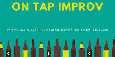 On Tap Improv Show!