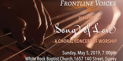 Song of Love: A Choral Concert of Worship
