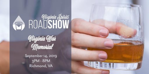 Virginia Craft Spirits Roadshow: Richmond (Virginia War Memorial)