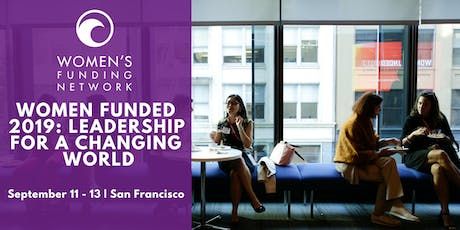 Women Funded 2019: Leadership for a Changing World tickets