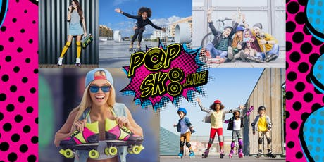 POP SK8 - Culver City Admission tickets