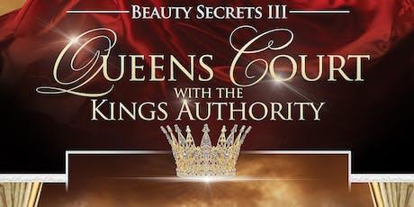 Beauty Secrets III tickets