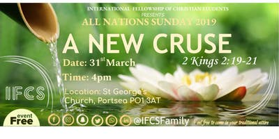 ALL NATIONS SUNDAY!!!