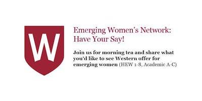 Campbelltown Morning Tea: WSU Emerging Women\